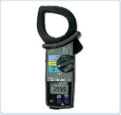 MODEL 2002PA/2002R钳形电流表
