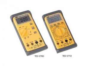 TES-2700/2712 LCR数字式电表