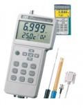 TES-1380 酸碱度、氧化还原、温度测试计