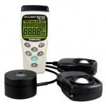 TM-208 记忆式照度/太阳功率/紫外线三合一测试仪