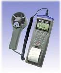 AZ9871列表式温度/湿度/结露/湿球/风速/风量测量仪