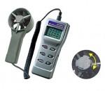 AZ8911/AZ8912温度/湿度/结露/湿球/风速/风量测量仪(8912带制冷能力BTU)