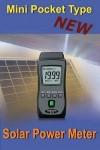 TM-750 口袋型太阳能功率计