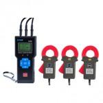 ETCR8300B-三通道漏电流/电流监控记录仪