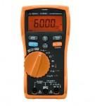 U1233A 真有效值 6000 计数手持式数字万用表配备无接触电压检测器