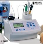 哈纳仪器&哈纳滴淀仪HI84429(哈纳HANNA)微电脑酸度/pH值滴定分析仪