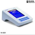 哈纳仪器&哈纳BOD仪HI4421(哈纳HANNA) 实验室高精度彩屏BOD/溶解氧测定仪