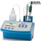 哈纳仪器&哈纳滴淀仪HI84432(哈纳HANNA)适用于饮料行业酸度、pH值、温度综合滴定分析仪