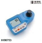 HANNA哈纳仪器&哈纳HI96753氯化物离子测定仪 氯化物(Cl-)离子浓度测定仪