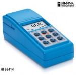 哈纳仪器&哈纳浊度仪TUR计HI93414(哈纳HANNA)高精度浊度/余氯/总氯分析测定仪