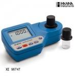 HANNA哈纳仪器&哈纳HI96747铜离子测定仪 哈纳铜微电脑测定仪