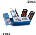 HANNA哈纳仪器&哈纳HI9804 多参数水质流动实验室