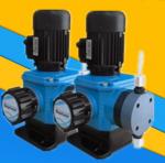 NPA0002VR1MBN,泵头PVC高粘度3500cps,海王星Neptune机械隔膜计量泵