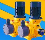 美国米顿罗MiltonRoy计量泵GM0010TR1MNN机械隔膜计量泵流量9L/H