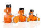 德国普罗名特HP3AH064060SST0000S000 Hydro系列液压隔膜计量泵