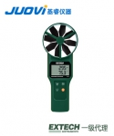 EXTECH AN320大型叶片CFM/CMM风速计/湿度计加CO2