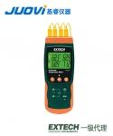 EXTECH SDL200四通道数据记录温度计