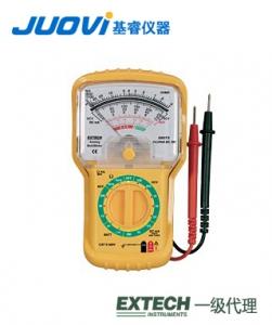 EXTECH 38073微型模拟万用表